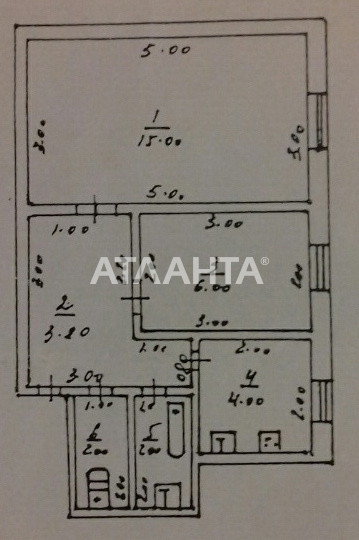Продается 2-комнатная Квартира на ул. Зеленая — 36 000 у.е. (фото №11)