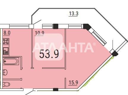 Продается 2-комнатная Квартира на ул. Кедровый Пер. — 33 400 у.е. (фото №3)
