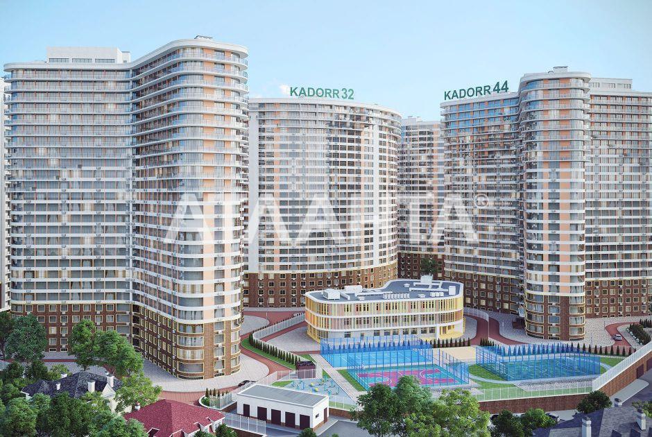 Продается 1-комнатная Квартира на ул. Каманина — 54 460 у.е.