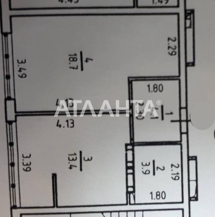 Продается 1-комнатная Квартира на ул. Марсельская — 35 000 у.е. (фото №15)
