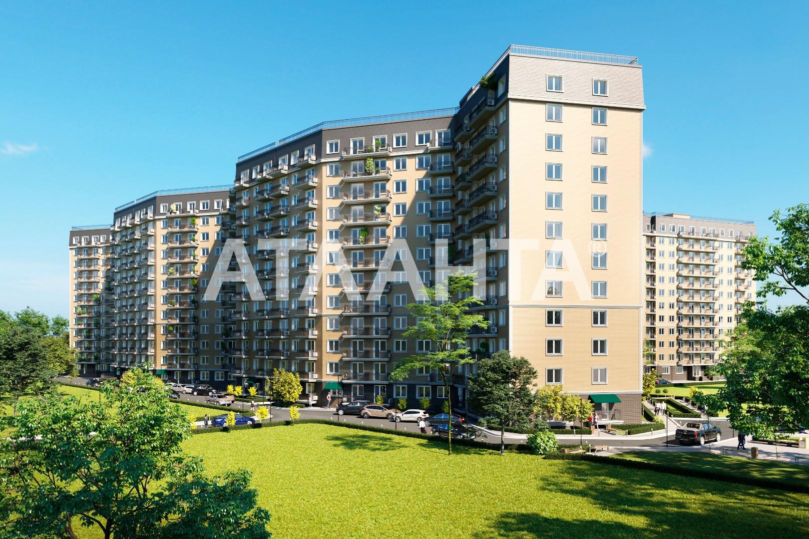 Продается 1-комнатная Квартира на ул. Люстдорфская Дор. (Черноморская Дор.) — 26 460 у.е. (фото №4)