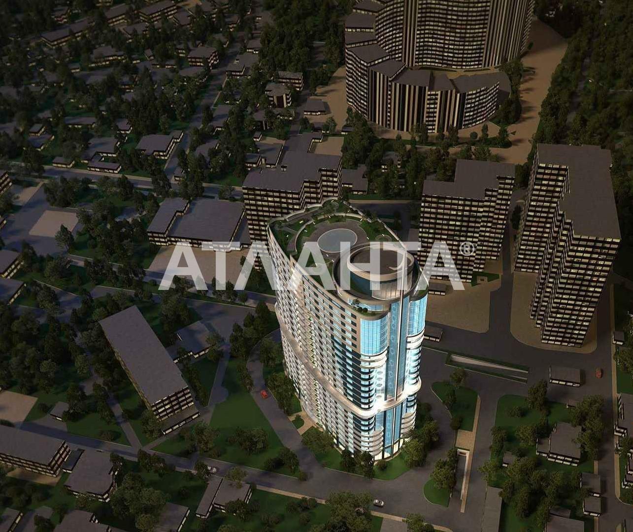 Продается 1-комнатная Квартира на ул. Новобереговая — 67 800 у.е. (фото №2)