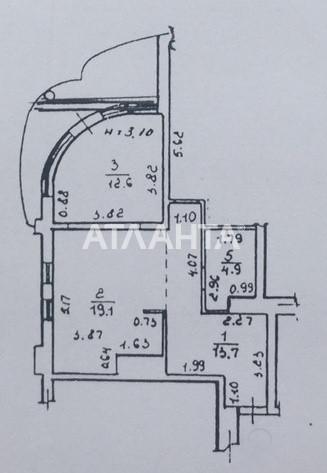 Продается 2-комнатная Квартира на ул. Маразлиевская (Энгельса) — 180 000 у.е. (фото №7)