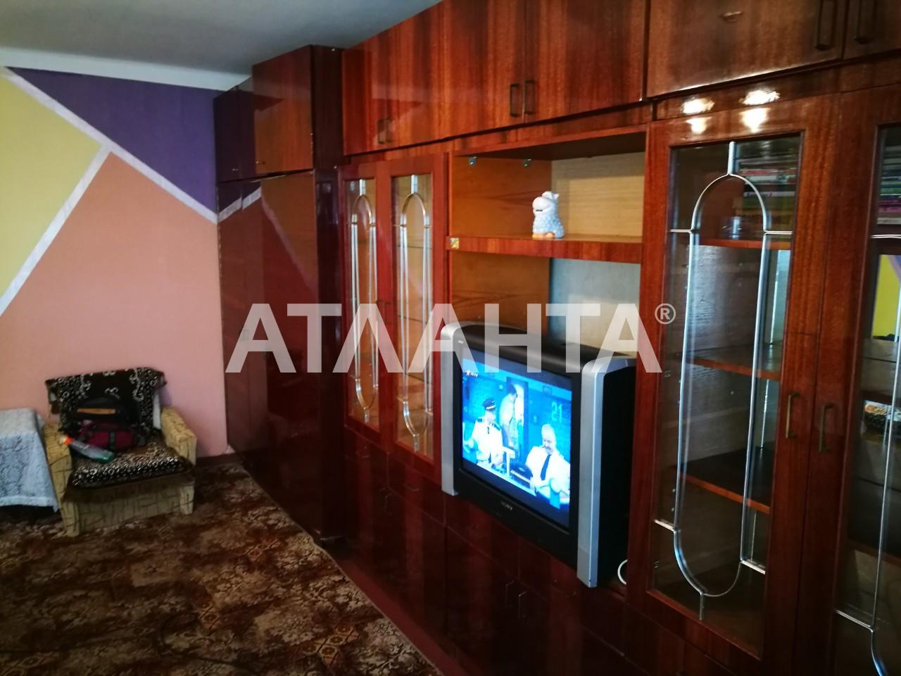 Продается 1-комнатная Квартира на ул. Добровольского Пр. — 25 000 у.е. (фото №3)