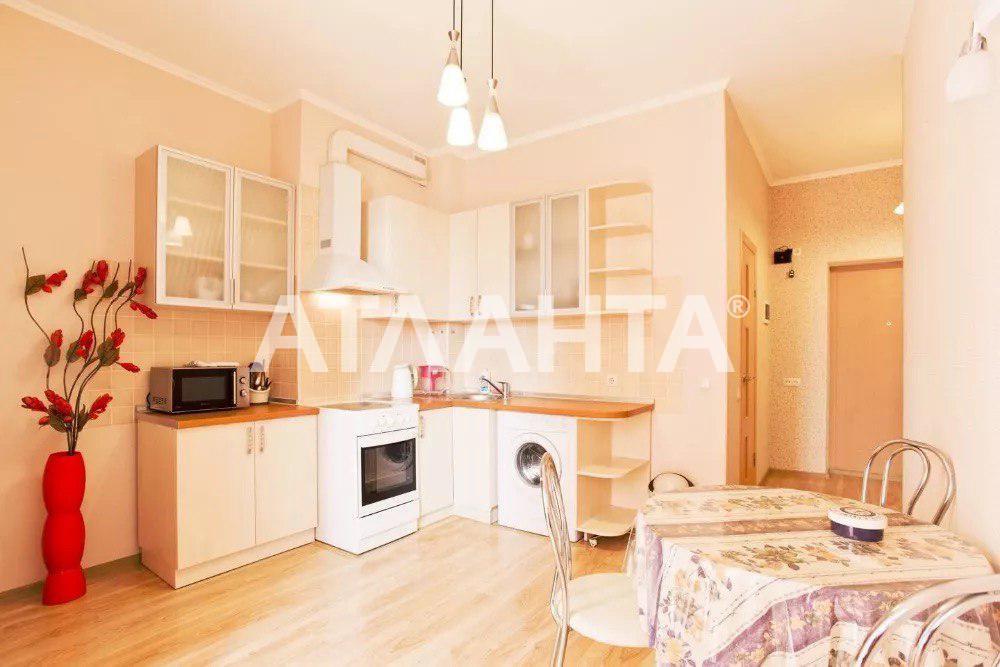 Сдается 1-комнатная Квартира на ул. Базарная (Кирова) — 417 у.е./мес. (фото №2)