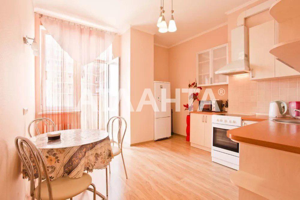 Сдается 1-комнатная Квартира на ул. Базарная (Кирова) — 417 у.е./мес. (фото №3)