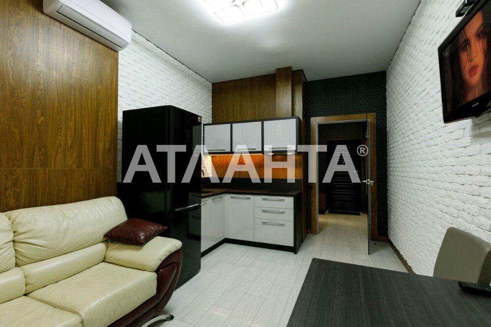 Сдается 1-комнатная Квартира на ул. Французский Бул. (Пролетарский Бул.) — 500 у.е./мес. (фото №5)