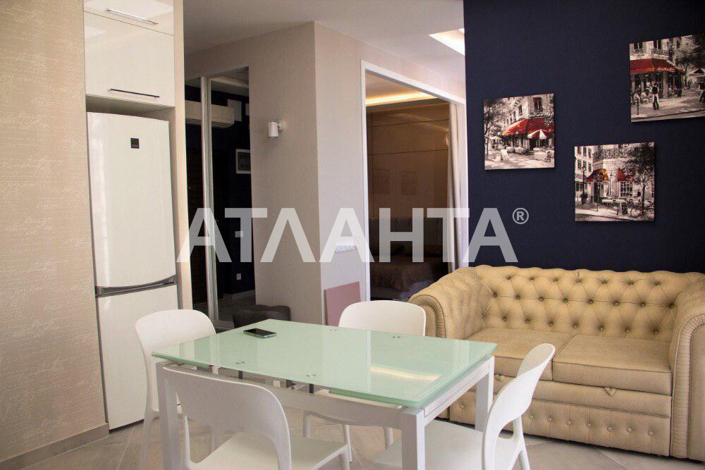 Сдается 1-комнатная Квартира на ул. Французский Бул. (Пролетарский Бул.) — 600 у.е./мес. (фото №2)