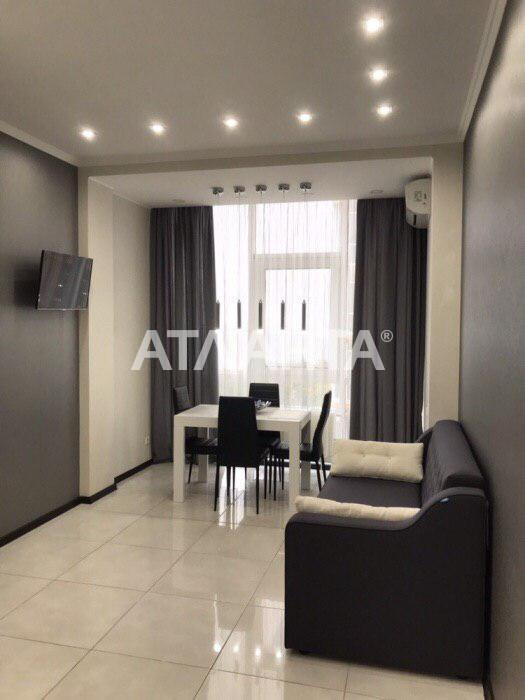 Сдается 1-комнатная Квартира на ул. Гагаринское Плато — 450 у.е./мес.