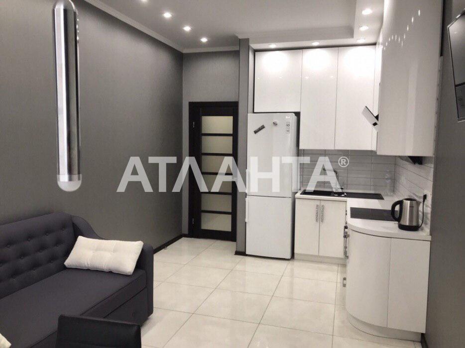 Сдается 1-комнатная Квартира на ул. Гагаринское Плато — 450 у.е./мес. (фото №3)