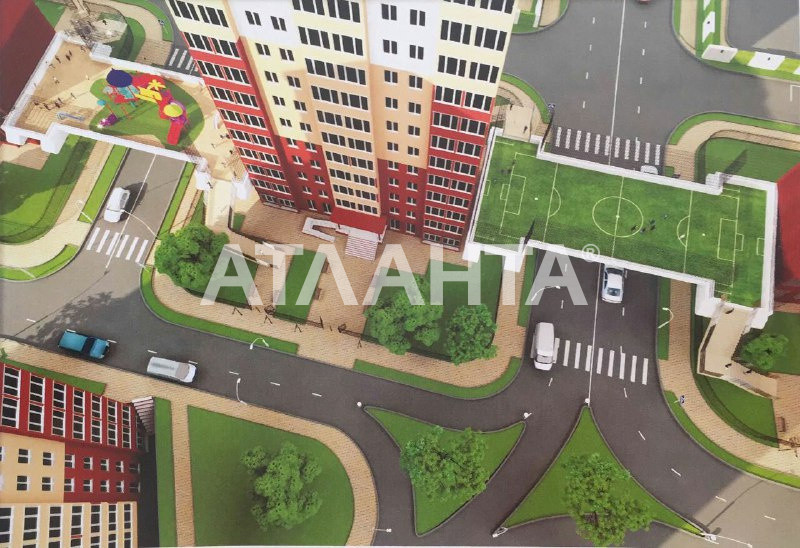 Продается 1-комнатная Квартира на ул. Гранитная — 23 800 у.е. (фото №4)