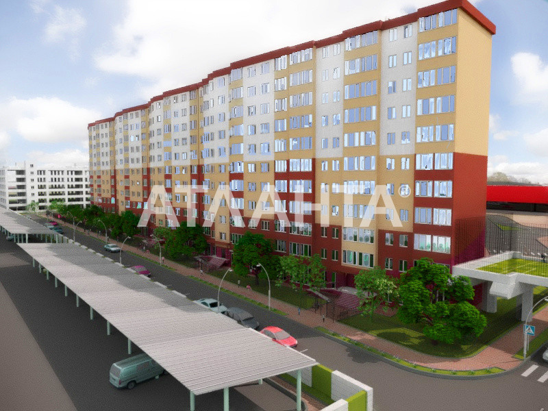 Продается 2-комнатная Квартира на ул. Гранитная — 31 700 у.е. (фото №3)
