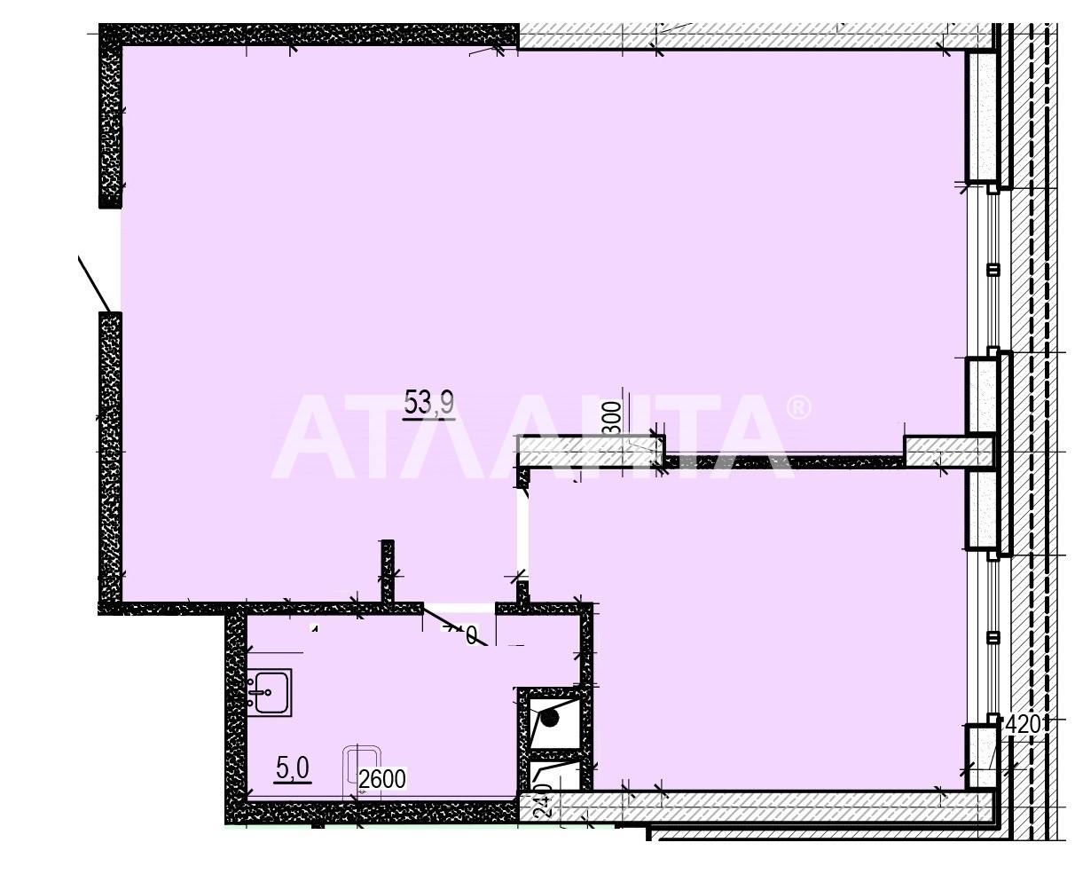 Продается 1-комнатная Квартира на ул. Французский Бул. (Пролетарский Бул.) — 63 000 у.е. (фото №3)