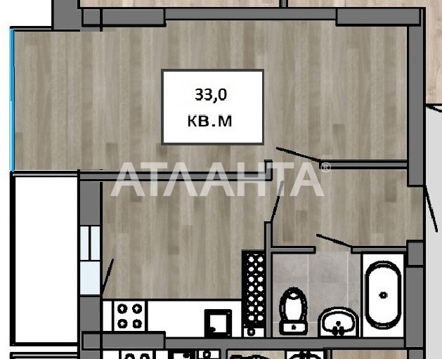 Продается 1-комнатная Квартира на ул. Балковская (Фрунзе) — 26 400 у.е.