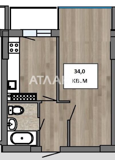 Продается 1-комнатная Квартира на ул. Балковская (Фрунзе) — 26 520 у.е.
