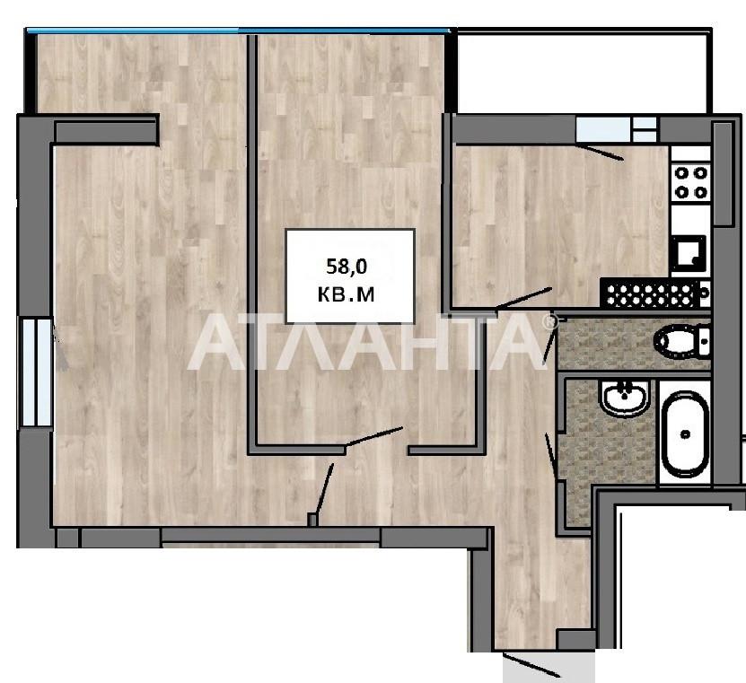 Продается 2-комнатная Квартира на ул. Балковская (Фрунзе) — 45 820 у.е. (фото №3)