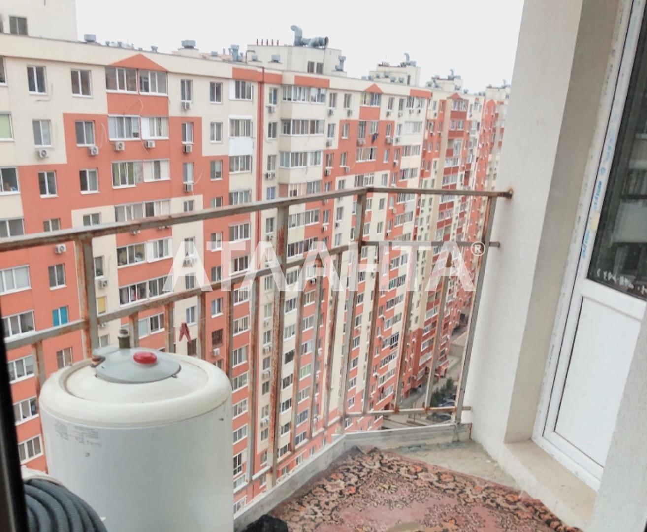 Продается 1-комнатная Квартира на ул. Радужный М-Н — 28 500 у.е. (фото №11)