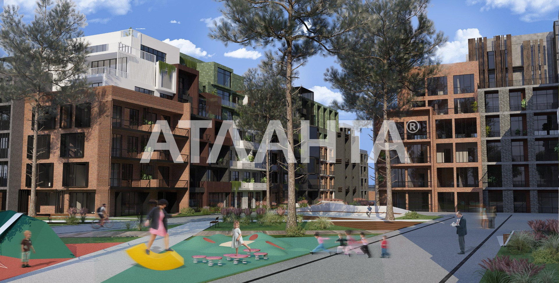 Продается 1-комнатная Квартира на ул. Донского Дмитрия — 74 520 у.е. (фото №2)
