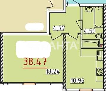 Продается 1-комнатная Квартира на ул. Бассейная — 33 000 у.е. (фото №4)