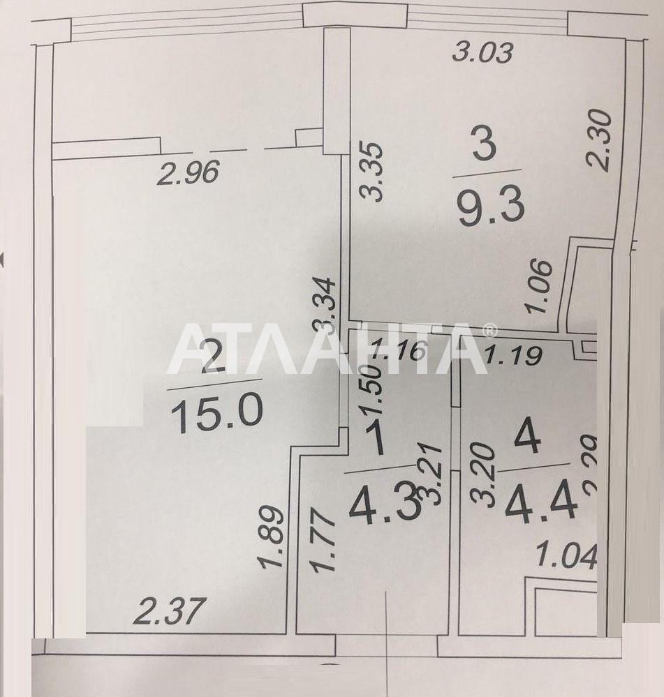Продается 1-комнатная Квартира на ул. Генуэзская — 44 000 у.е. (фото №3)