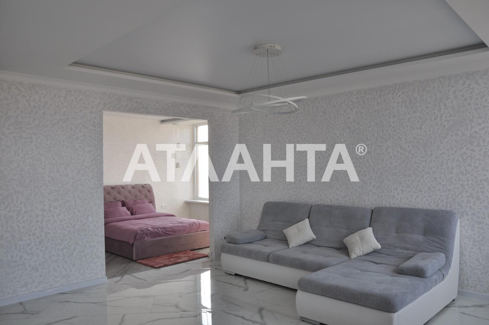 Продается 2-комнатная Квартира на ул. Каманина — 110 000 у.е. (фото №2)