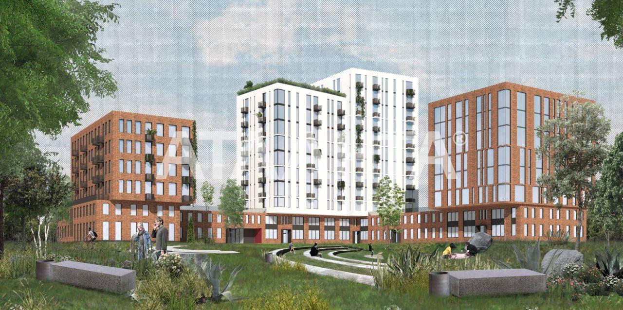 Продается 1-комнатная Квартира на ул. Раскидайловская (Станиславского) — 18 440 у.е. (фото №2)