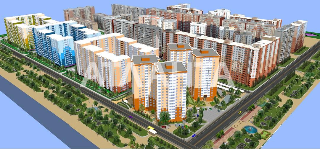 Продается 1-комнатная Квартира на ул. Радужный М-Н — 28 000 у.е.