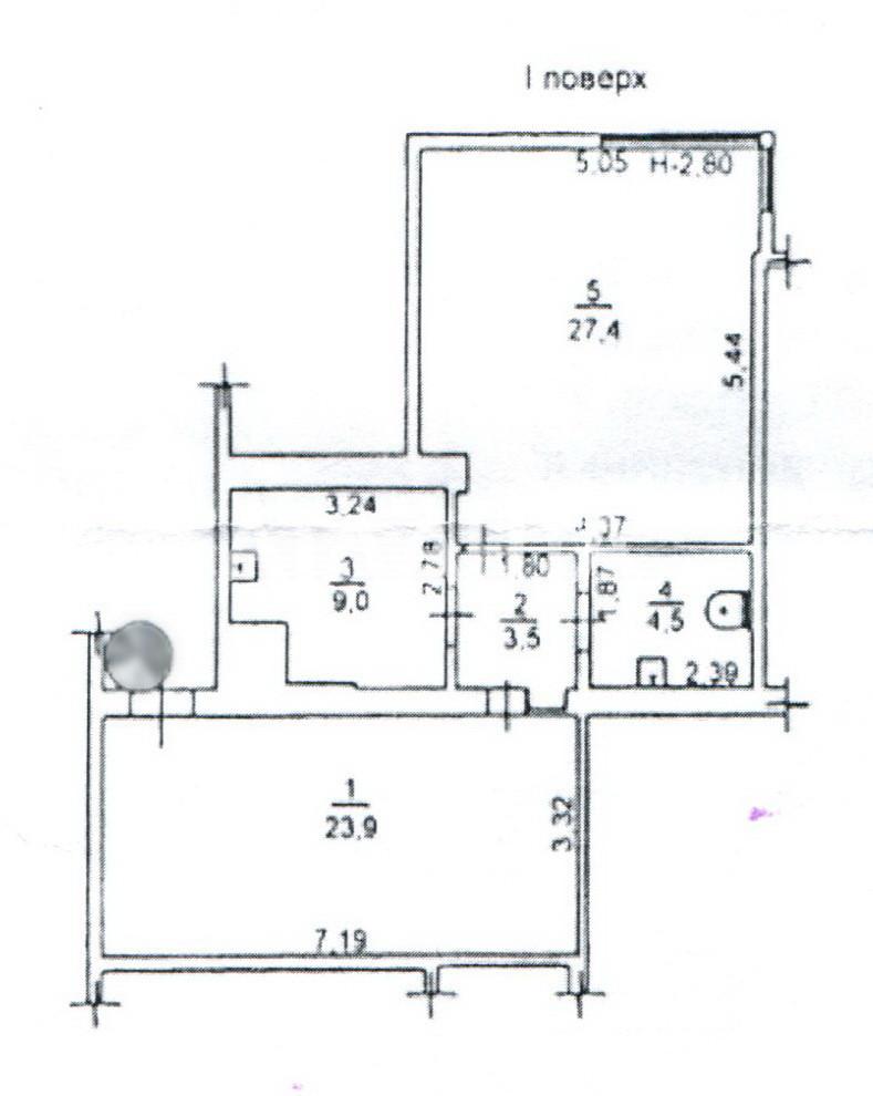Продается Офис на ул. Среднефонтанская — 66 000 у.е. (фото №5)