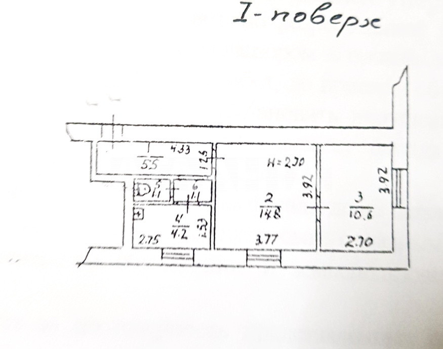 Продается Помещение на ул. Люстдорфская Дор. 27 — 70 000 у.е. (фото №6)