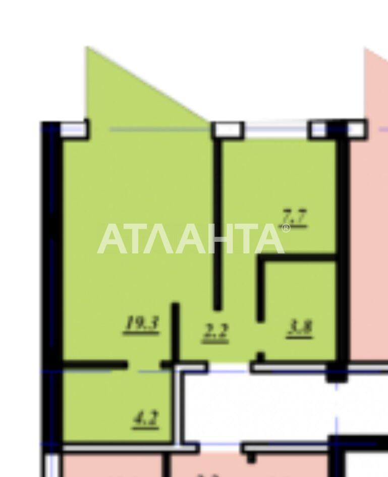 Продается 1-комнатная Квартира на ул. Тополинный Пер. — 40 000 у.е. (фото №5)