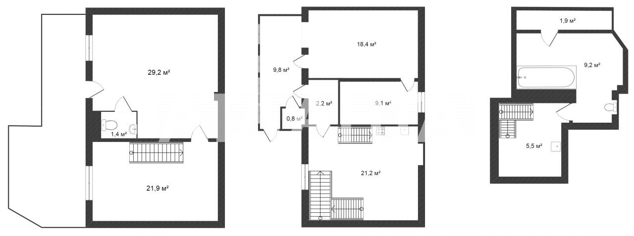 Продается 3-комнатная Квартира на ул. Жуковского — 105 000 у.е. (фото №27)