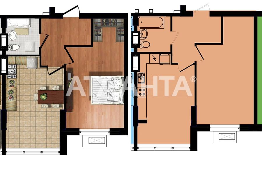 Продается 1-комнатная Квартира на ул. Строителей — 27 000 у.е. (фото №2)