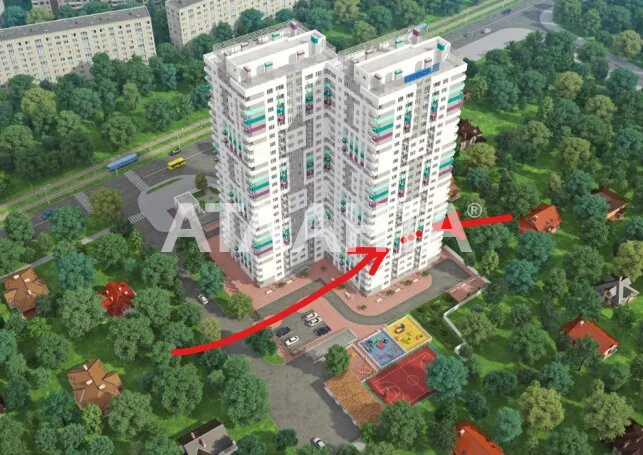 Продается 2-комнатная Квартира на ул. Костанди — 75 000 у.е. (фото №2)