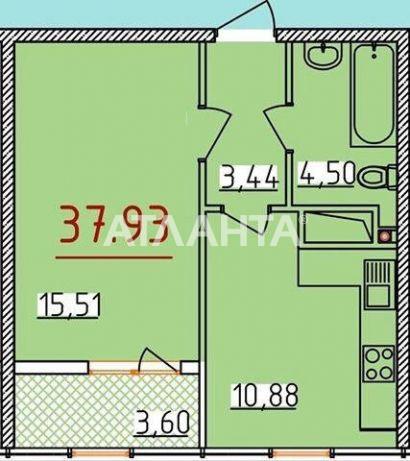 Продается 1-комнатная Квартира на ул. Бассейная — 31 500 у.е.