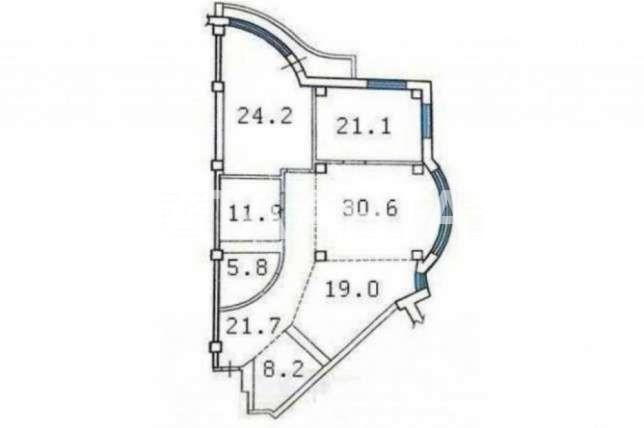 Продается 3-комнатная Квартира на ул. Шевченко Пр. — 144 000 у.е. (фото №3)