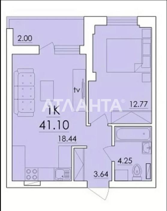 Продается 1-комнатная Квартира на ул. Сахарова — 28 000 у.е. (фото №4)
