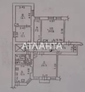 Продается 5-комнатная Квартира на ул. Еврейская (Бебеля) — 90 000 у.е. (фото №4)