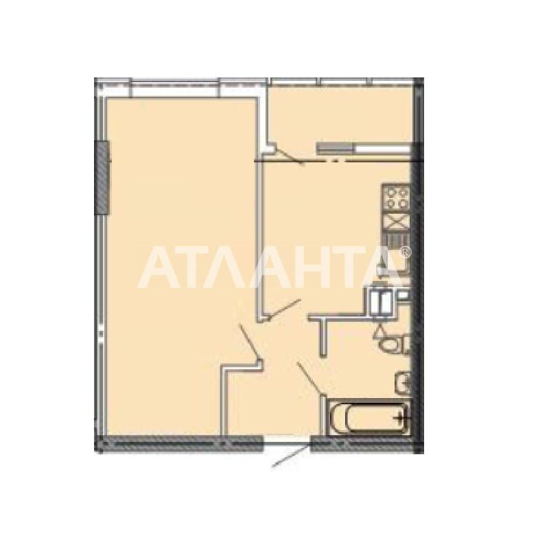 Продается 1-комнатная Квартира на ул. Фонтанская Дор. (Перекопской Дивизии) — 44 000 у.е. (фото №10)