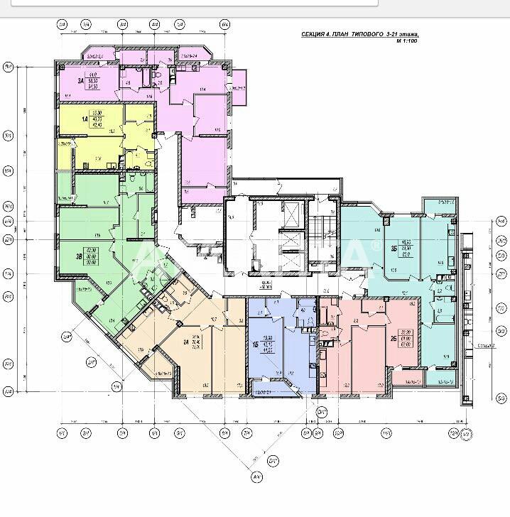 Продается 2-комнатная Квартира на ул. Люстдорфская Дор. (Черноморская Дор.) — 48 300 у.е. (фото №3)