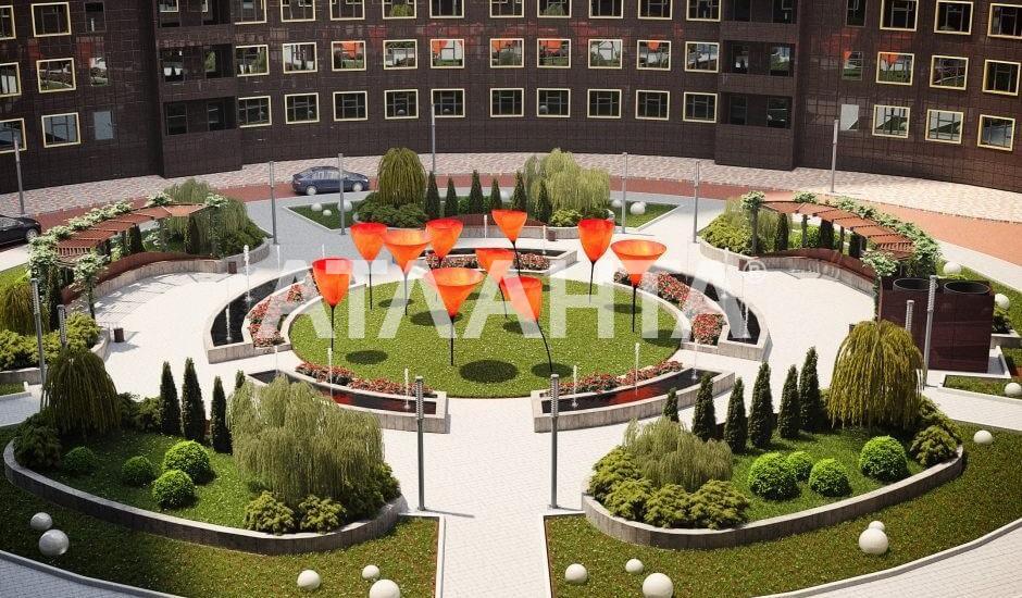 Продается 1-комнатная Квартира на ул. Каманина — 55 000 у.е. (фото №4)