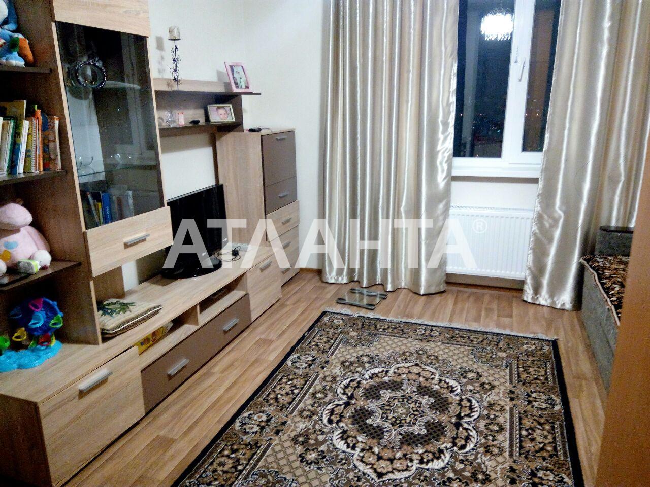 Продается 1-комнатная Квартира на ул. Руставели Шота — 33 000 у.е.
