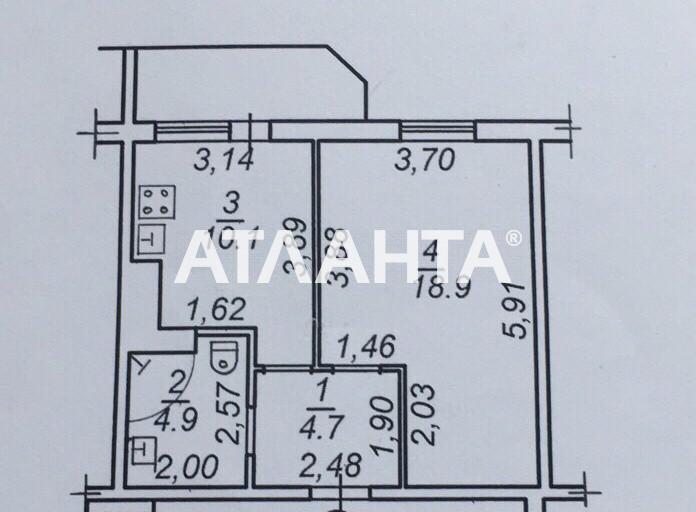 Продается 1-комнатная Квартира на ул. Руставели Шота — 33 000 у.е. (фото №7)