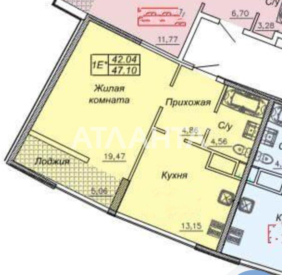 Продается 1-комнатная Квартира на ул. Каманина — 63 000 у.е. (фото №7)