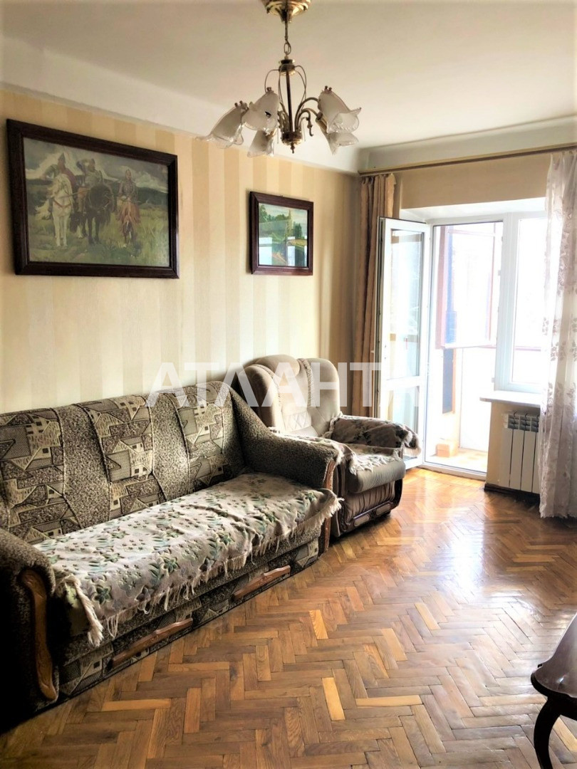 Продается 3-комнатная Квартира на ул. Ицхака Рабина — 36 500 у.е.