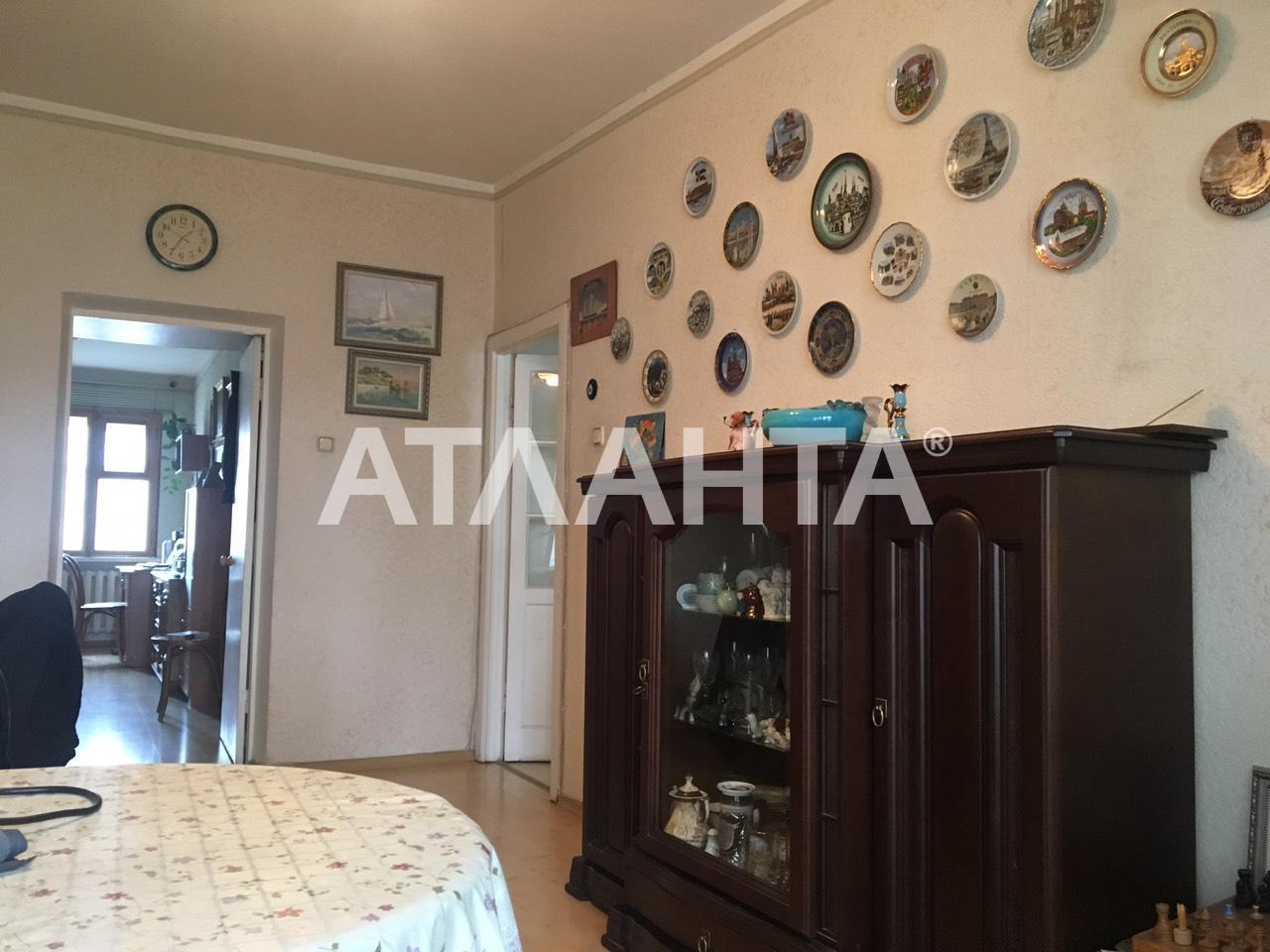 Сдается 2-комнатная Квартира на ул. Фонтанская Дор. (Перекопской Дивизии) — 241 у.е./мес. (фото №2)