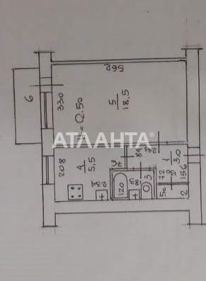 Продается 1-комнатная Квартира на ул. Люстдорфская Дор. (Черноморская Дор.) — 28 000 у.е. (фото №9)
