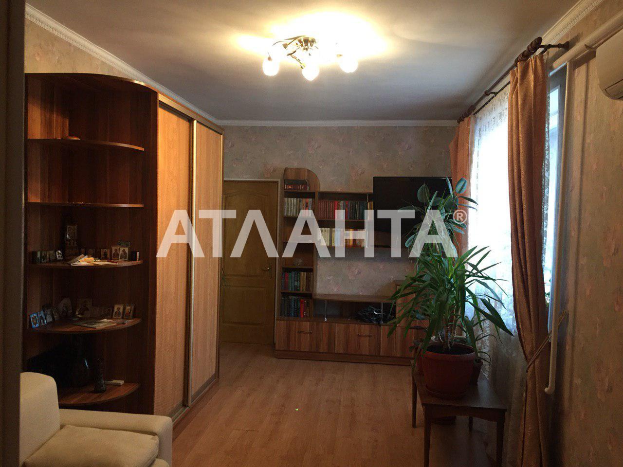 Продается 4-комнатная Квартира на ул. Среднефонтанская — 56 000 у.е. (фото №3)