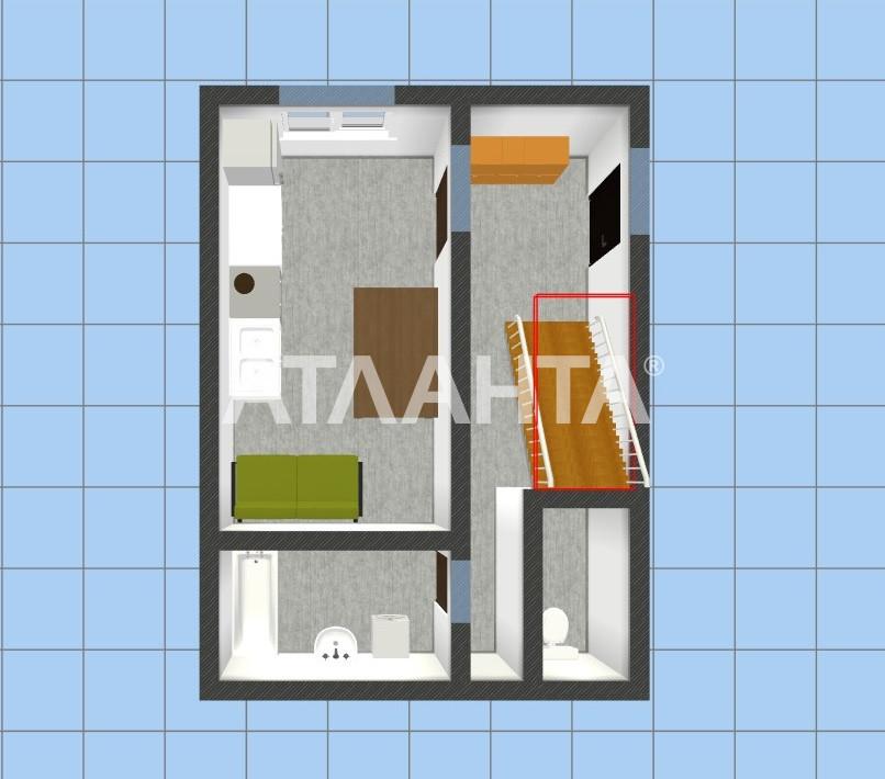 Продается 4-комнатная Квартира на ул. Среднефонтанская — 56 000 у.е.
