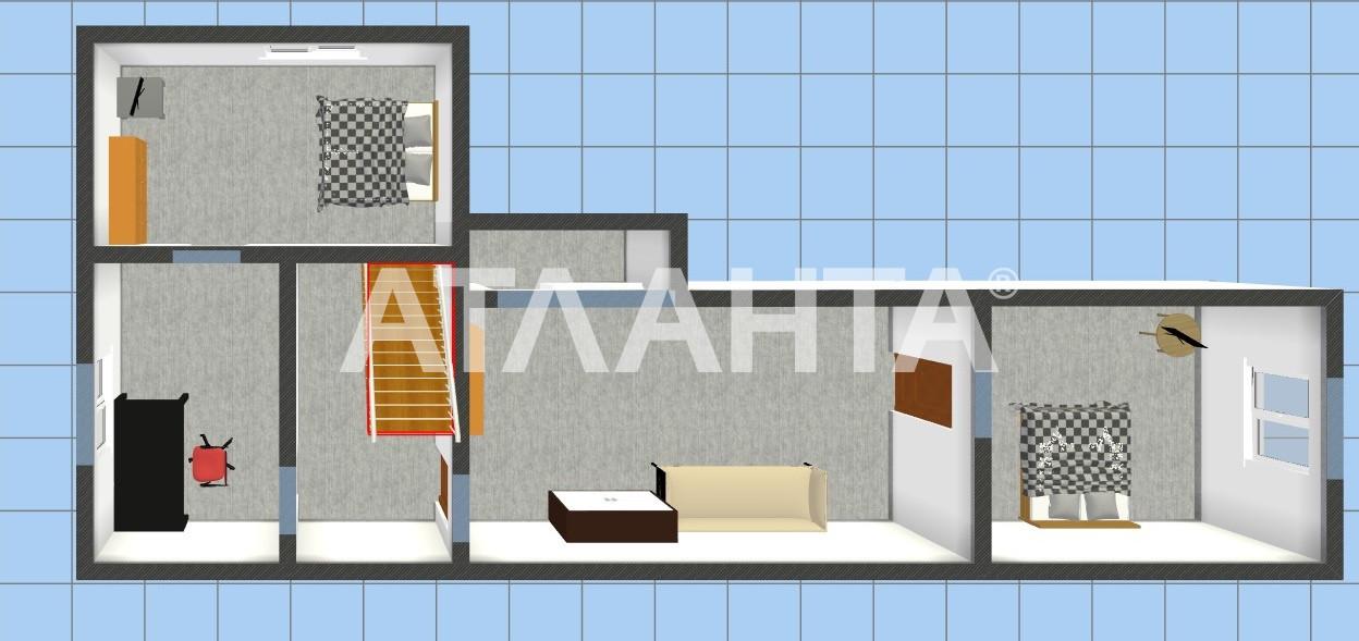 Продается 4-комнатная Квартира на ул. Среднефонтанская — 56 000 у.е. (фото №2)