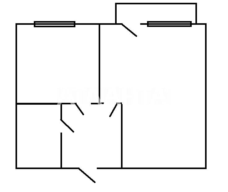 Продается 1-комнатная Квартира на ул. Десантная — 40 000 у.е. (фото №4)